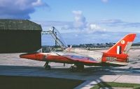 Photo: Royal Air Force, Folland Gnat, XR954