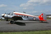 Photo: Royal Air Force, Avro Anson 652, VS562