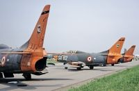 Photo: Italian Air Force, Fiat G-91, MM6432