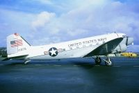 Photo: United States Navy, Douglas C-47, 17276