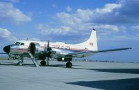 Photo: Royal Canadian Air Force, Canadair CL-66 Cosmopolitan, 11156