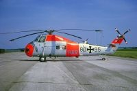 Photo: Germany - Navy, Sikorsky H-34, 8095
