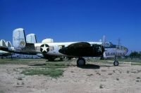 Photo: United States Air Force, North American B-25 Mitchell, 43-27712