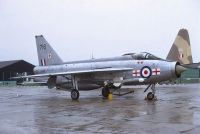 Photo: Royal Air Force, English Electric Lightning, XR716