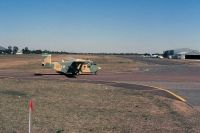 Photo: Botswana Defence Force, Shorts Brothers SC-7 Skyvan, OC1
