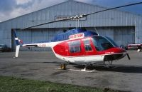 Photo: Bristow Helicopters, Bell 206 Jet Ranger, G-AVII