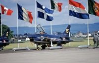 Photo: Frecce Tricolori, Fiat G-91, 16