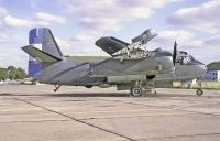 Photo: Argentine Navy, Grumman S-2A Tracker, 2.AS.21