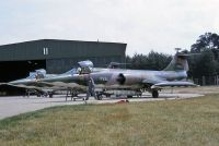 Photo: Belgium - Air Force, Lockheed F-104 Starfighter, FX24