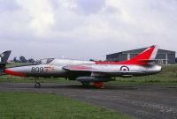 Photo: Royal Navy, English Electric Canberra, WV396