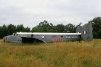 Photo: Royal Air Force, Avro Shakleton, WB832