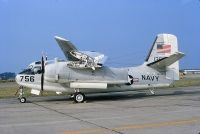 Photo: United States Navy, Grumman C-1A Trader, 136756