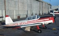Photo: Untitled, De Havilland Canada DHC-1 Chipmunk, C9-AEK