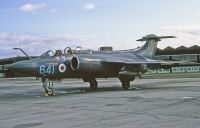 Photo: Royal Navy, Blackburn Buccaneer, XV869