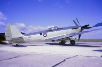 Photo: Royal Navy, Supermarine Seafire, VP441