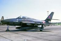 Photo: Denmark - Air Force, Republic F-84F Thunderstreak, C-248