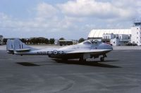 Photo: Royal New Zealand Air Force RNZAF, De Havilland DH-115 Vampire, NZ25711