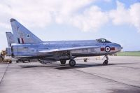 Photo: Royal Air Force, English Electric Lightning, XM181