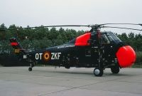 Photo: Belgium - Air Force, Sikorsky H-34, B-6