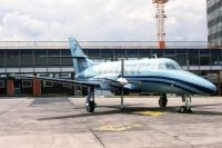 Photo: Peregrine Air Services, British Aerospace Jetstream 31, G-BKHI