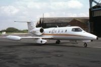 Photo: Untitled, Lear Learjet 35, G-LEAR