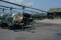Photo: United States Army, Bell 47G, 94916