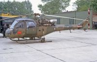 Photo: Royal Army, Westland Scout, XT648