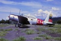 Photo: Venezuela - Air Force, Vultee BT-13A Valiant, ET-4