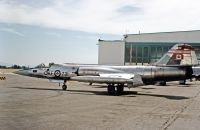Photo: Canadian Armed Forces, Canadair CF-104 Starfighter, 104731