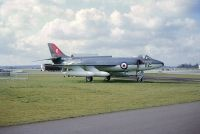 Photo: Royal Navy, Supermarine Scimitar F.1, XD317
