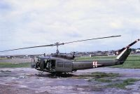 Photo: United States Army, Bell UH-1 Huey, 66-989