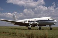 Photo: National Airlines Cargo, Douglas DC-4, ZS-LMH
