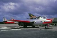 Photo: Royal Air Force, De Havilland DH-115 Vampire, XK624