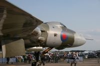 Photo: Royal Air Force, Avro Vulcan, xh558