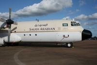 Photo: Royal Saudi Air Force, Lockheed L-100 Hercules, HZ-128