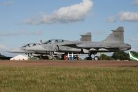 Photo: Swedish Air Force, Saab JAS39 Gripen, 39198/198
