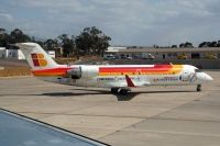 Photo: Air Nostrum, Canadair CRJ Regional Jet, EC-JEE