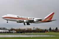 Photo: Kalitta Air, Boeing 747-200, N703CK
