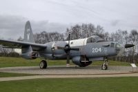 Photo: Netherlands - Navy, Lockheed P-2E Neptune, 204