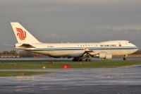 Photo: Air China Cargo, Boeing 747-400, B-2476