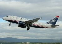 Photo: US Airways, Airbus A319, N827AW