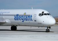 Photo: Allegiant Air, McDonnell Douglas MD-80, N948MA