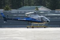 Photo: Careflight, Eurocopter AS350B Ecureuil, N350AM