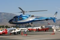 Photo: Careflight, Eurocopter AS350B Ecureuil, N903CF