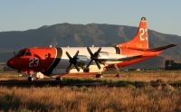 Photo: Aero Union Corp., Lockheed P-3 Orion, N923AU