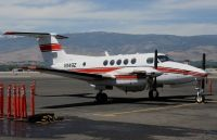 Photo: United States Forest Service - USFS, Beech Super King Air, N149Z