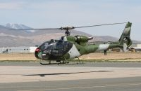 Photo: Untitled, Westland Gazelle, N341AH
