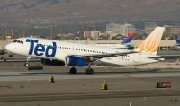 Photo: Ted, Airbus A320, N473UA