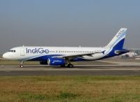Photo: IndiGo, Airbus A320, VT-IGI