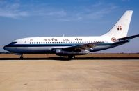 Photo: Indian Air Force, Boeing 737-200